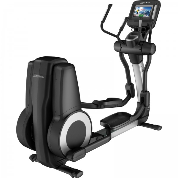 Life Fitness Crosstrainer Platinum Club Series Discover SI WIFI