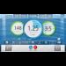 Life Fitness Crosstrainer Platinum Club Series Discover SI WIFI Detailbild