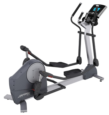 life fitness crosstrainer x5 advanced kaufen test ausstellungsst ck sport tiedje. Black Bedroom Furniture Sets. Home Design Ideas