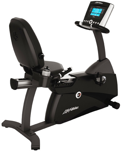 life fitness liegeergometer r3 basic kaufen test sport tiedje. Black Bedroom Furniture Sets. Home Design Ideas