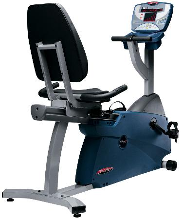 life fitness sports sr70 recumbent kaufen test sport tiedje. Black Bedroom Furniture Sets. Home Design Ideas