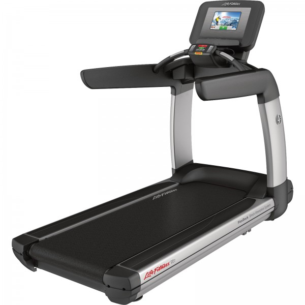 Life Fitness Laufband Platinum Club Series Discover SI WIFI