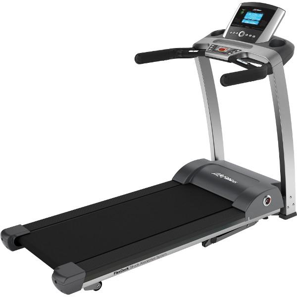 Life Fitness Laufband F3 mit Go Konsole