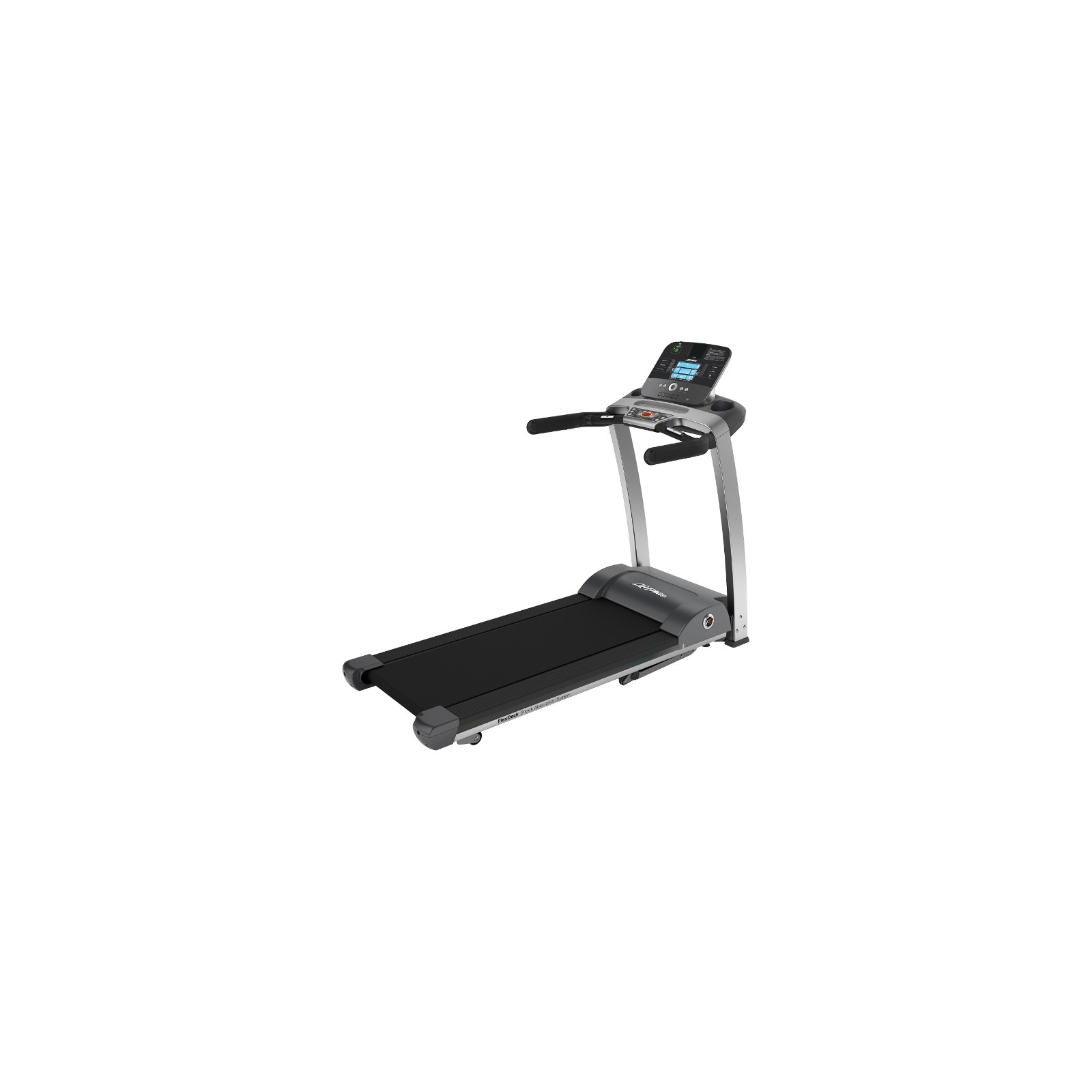 life fitness laufband f3 mit track plus konsole kaufen test sport tiedje. Black Bedroom Furniture Sets. Home Design Ideas