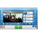 Life Fitness Liegeergometer Platinum Club Series Discover SE Produktbild