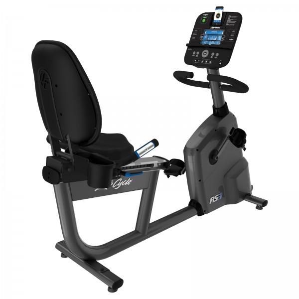 Life Fitness Liegeergometer RS3 Track Plus
