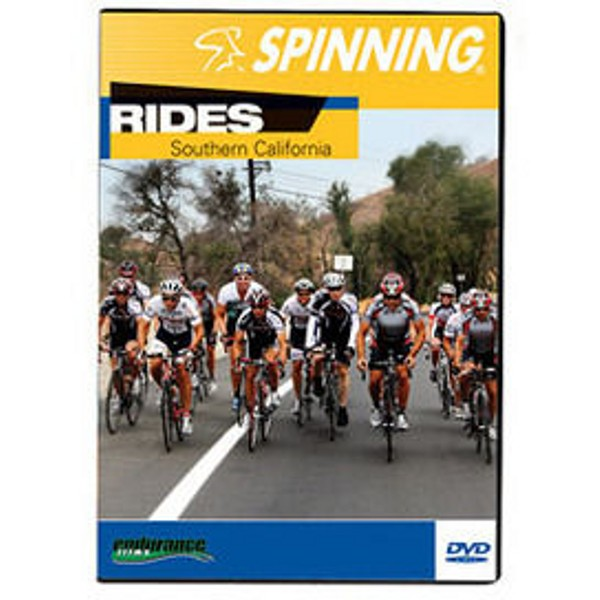 Mad Dogg DVD Rides Southern California