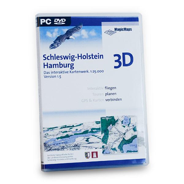 MagicMaps Interaktive Karten DVD Version 1.5