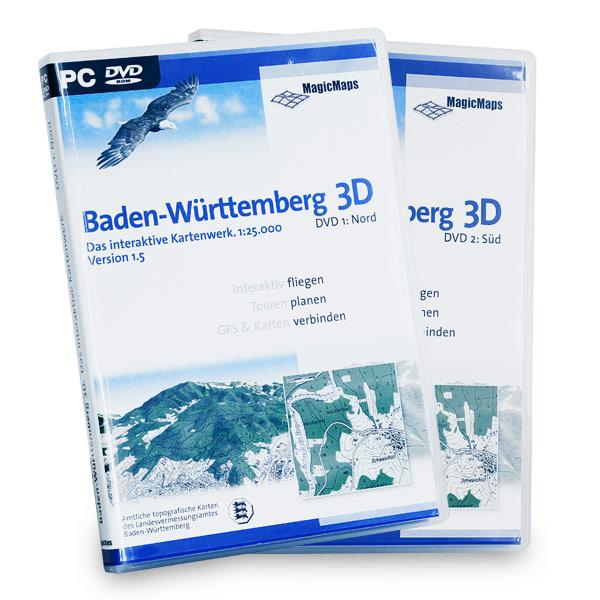 MagicMaps Interaktive Karten DVD-Set Version 1.5