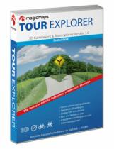 MagicMaps Tour Explorer DVD Detailbild