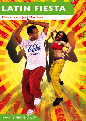Move Ya DVD Latin Fiesta
