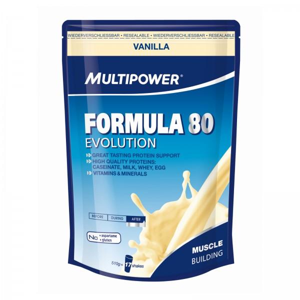Multipower Muscle Volume Formula 80 Evolution