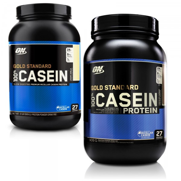 Optimum Nutrition 100% Gold Standard Casein Protein