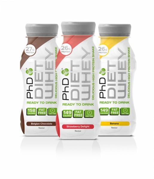 phd nutrition diet whey protein drink 8 pack kaufen test. Black Bedroom Furniture Sets. Home Design Ideas