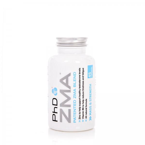 PhD Nutrition ZMA 90 Kapseln