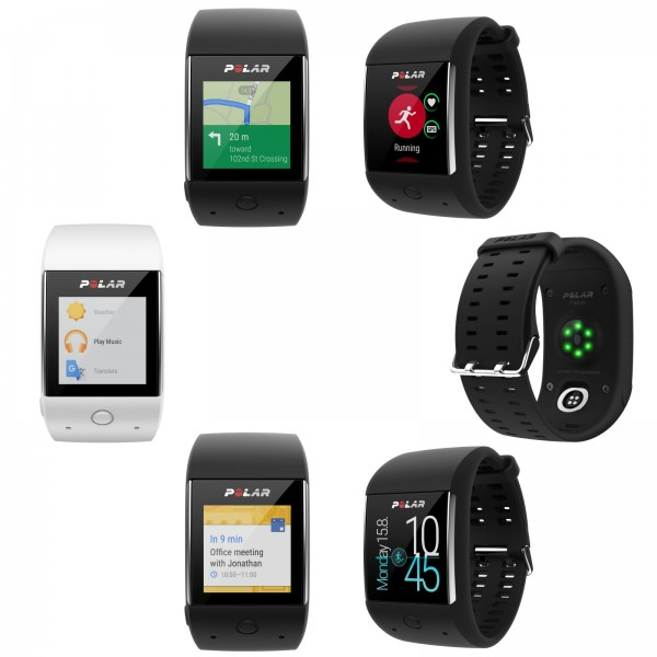 Polar Smartwatch M600