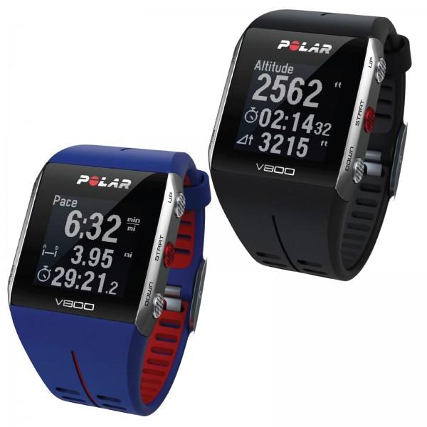 Polar GPS-Multisportuhr V800 (ohne Brustgurt)