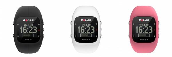 Polar Fitness- und Aktivitätstracker A300 (HR)