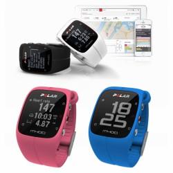 Polar GPS-Sportuhr M400 schwarz (ohne Brustgurt) jetzt online kaufen