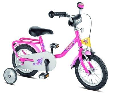 PUKY Kinder-Fahrrad Z 2, lovely pink