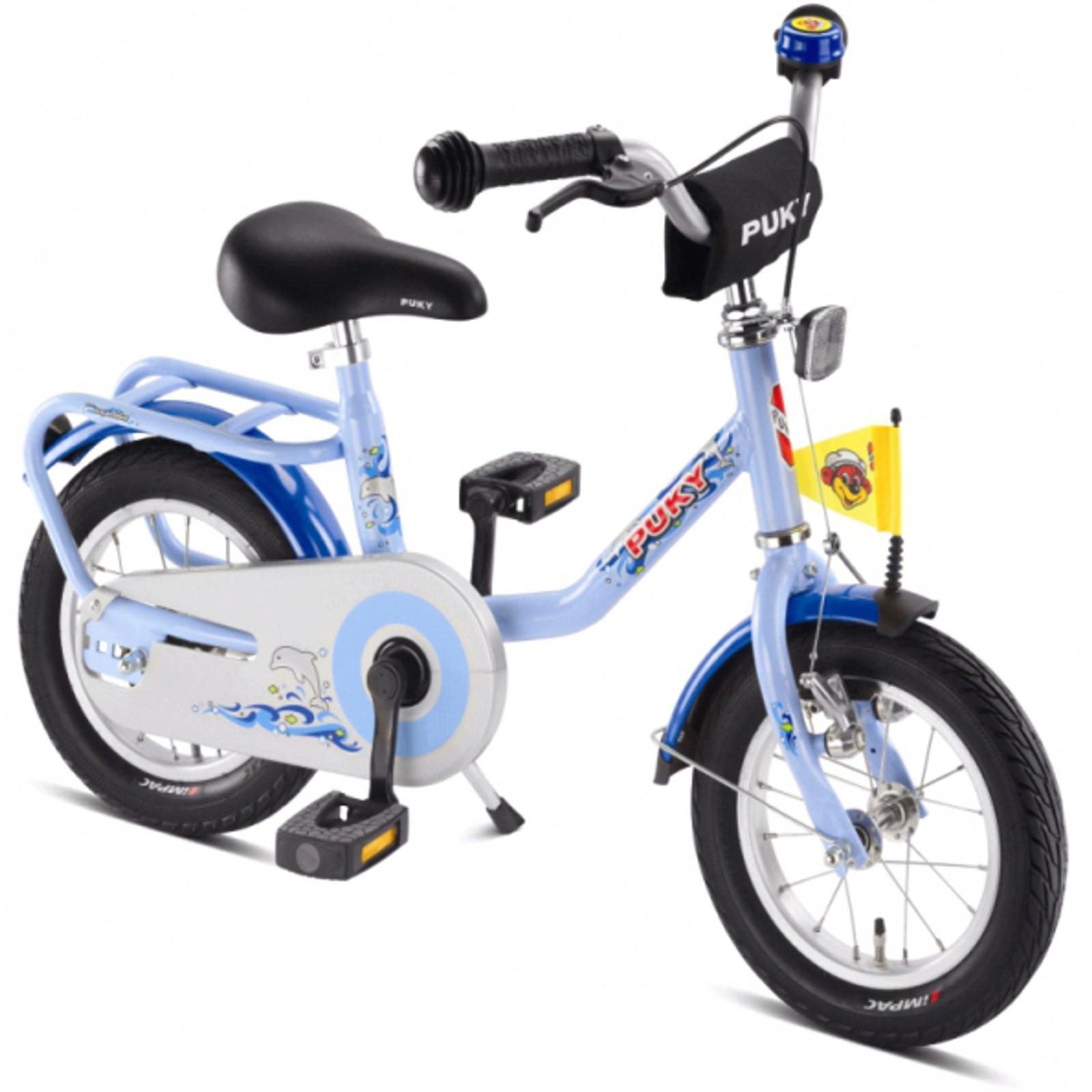 puky kinder fahrrad z 2 ocean blue g nstig kaufen sport. Black Bedroom Furniture Sets. Home Design Ideas