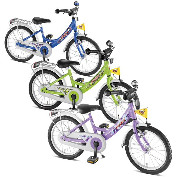 puky 18 zoll kinderfahrrad zl 18 alu kaufen mit 20. Black Bedroom Furniture Sets. Home Design Ideas