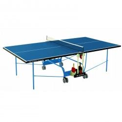 Donic-Schildkröt venkovní stl na stolní tenis, modrý