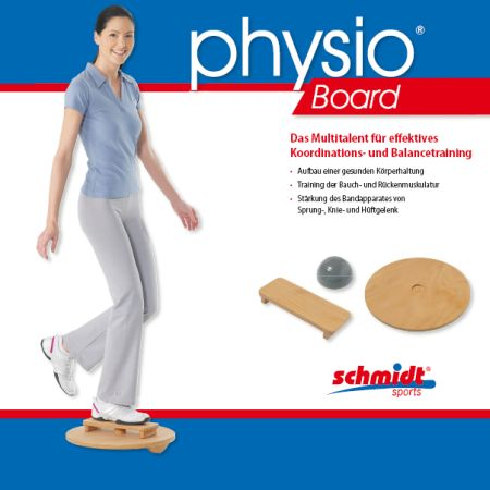 Deuser Physio Board