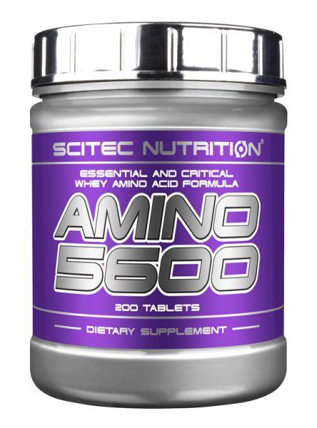 SCITEC Amino 5600 (200 Tabletten)
