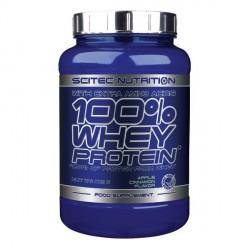 SCITEC 100% Whey Protein jetzt online kaufen