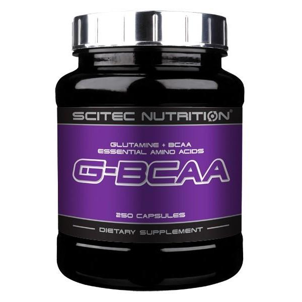 Scitec G-BCAA (Glutamin + BCAA)