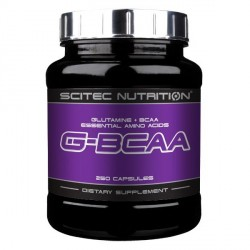 Scitec G-BCAA (Glutamin + BCAA) jetzt online kaufen