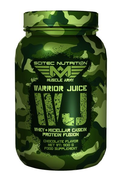 SCITEC Muscle Army Warrior Juice