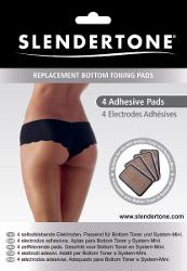 Slendertone Ersatz-Elektroden Bottom