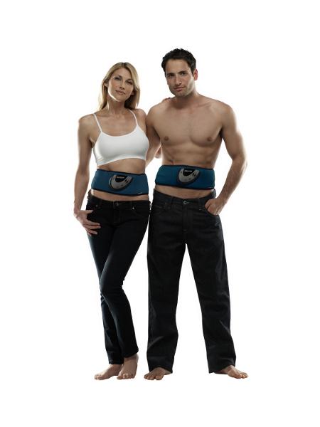 Slendertone Bauchgurt FLEX (EMS) für Sie und Ihn
