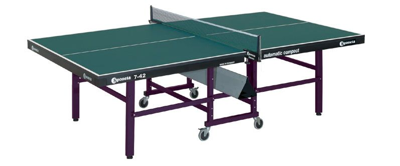 sponeta wettkampf tischtennistisch s7 42 gr n kaufen test sport tiedje. Black Bedroom Furniture Sets. Home Design Ideas