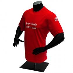 Sport-Tiedje Fitness-Team Funktionsshirt Detailbild