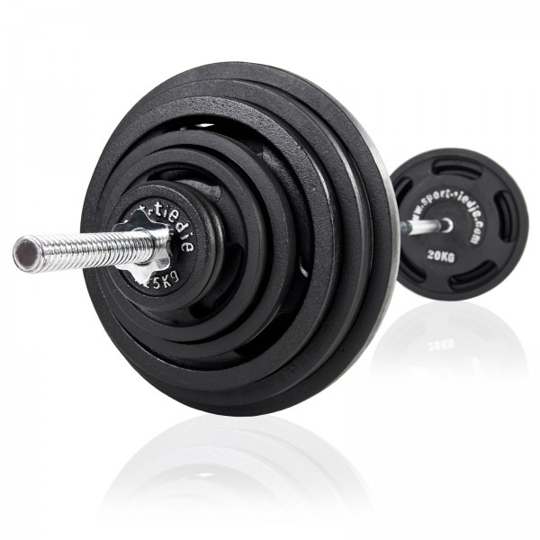 Langhantel Set 120 kg