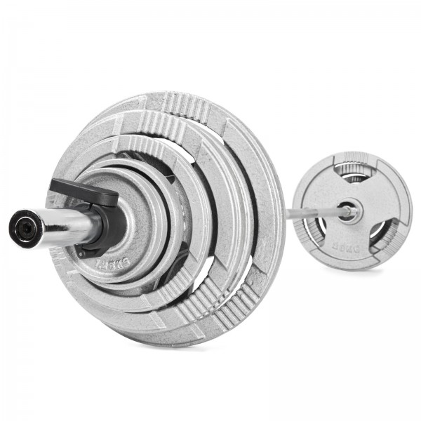 Langhantel-Set 50 mm 120 kg