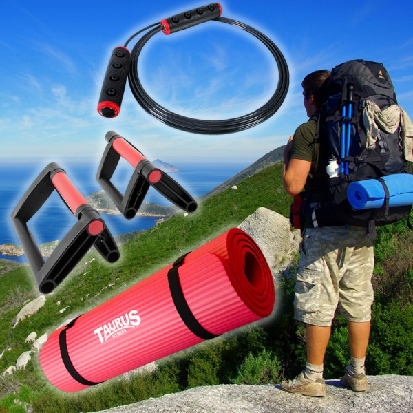 Sport-Tiedje Urlaubs-Paket Back-Packer