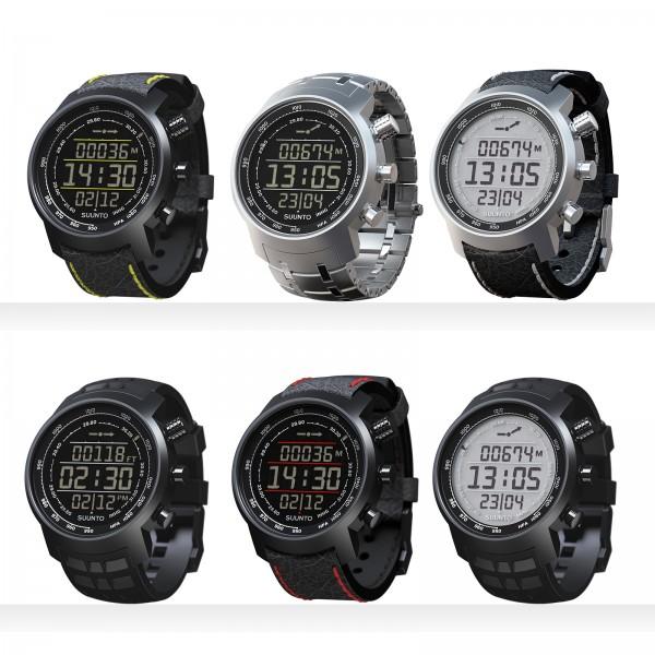 Suunto Elementum Terra Sport-Armbanduhr