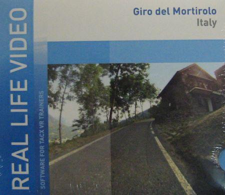 Tacx Real Life DVD Giro del Mortirolo - Italy