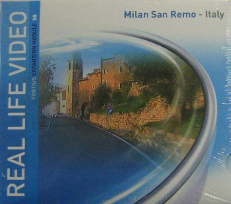 Tacx Real Life DVD Milan San Remo - Italy