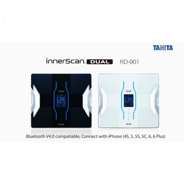 Tanita Körperfettwaage RD901 (bluetooth-fähig)