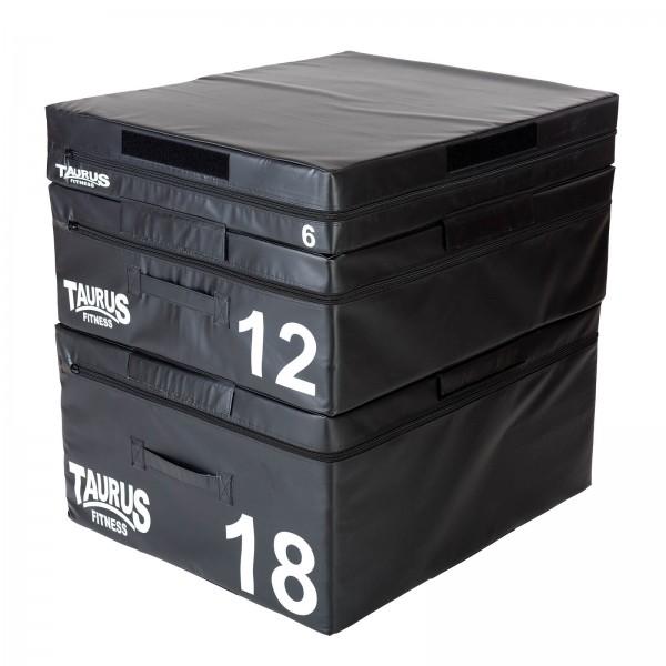 Taurus Soft Plyo Boxen (3er Set)