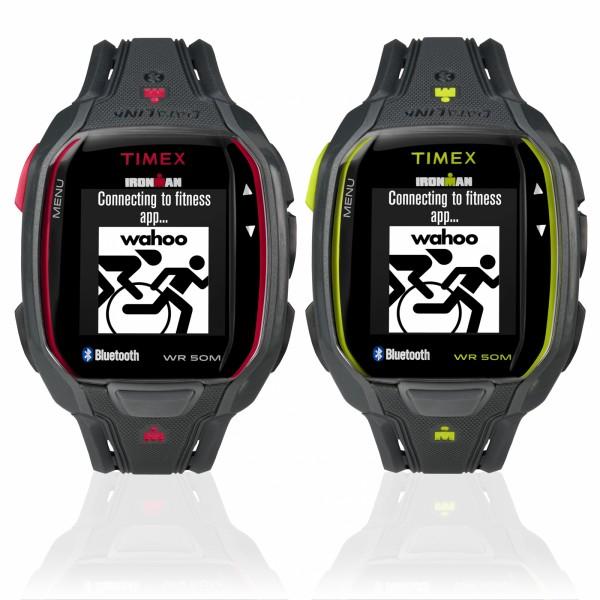 Timex Pulsuhr Ironman Run x50+ (HRM)