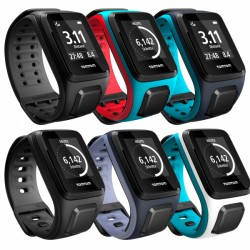 TomTom Runner 2 GPS-Sportuhr Größe L (143-206 mm) jetzt online kaufen