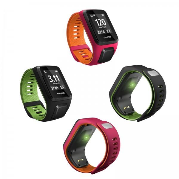 TomTom Runner 3 Cardio + Music GPS-Sportuhr