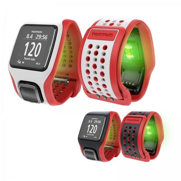 TomTom Runner Cardio GPS-Sportuhr