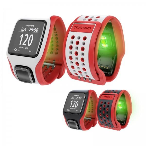 TomTom MultiSport Cardio GPS-Sportuhr